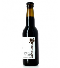 Emelisse White Label Imperial Russian Stout Coal Ila Barrel Aged