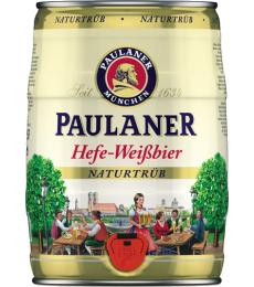 Paulaner Hefe Weissbier 5L Keg