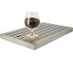 Égouttoir à bière pour comptoir 440 x 275 x 27 mm