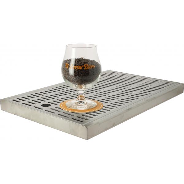 egouttoir bi re poser pour pompe bi re 440 x 275 x 27 mm. Black Bedroom Furniture Sets. Home Design Ideas
