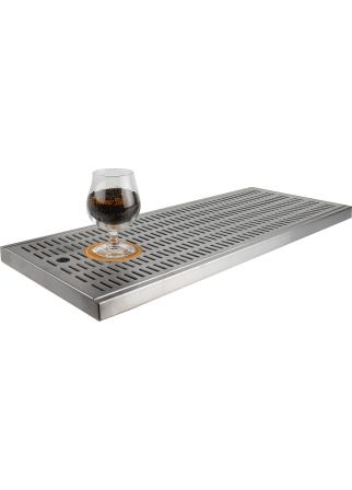 Égouttoir à bière pour comptoir 700 x 300 x 27 mm
