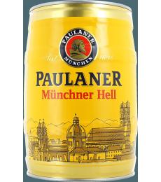 keg 5L Paulaner Orig Münchner Hell