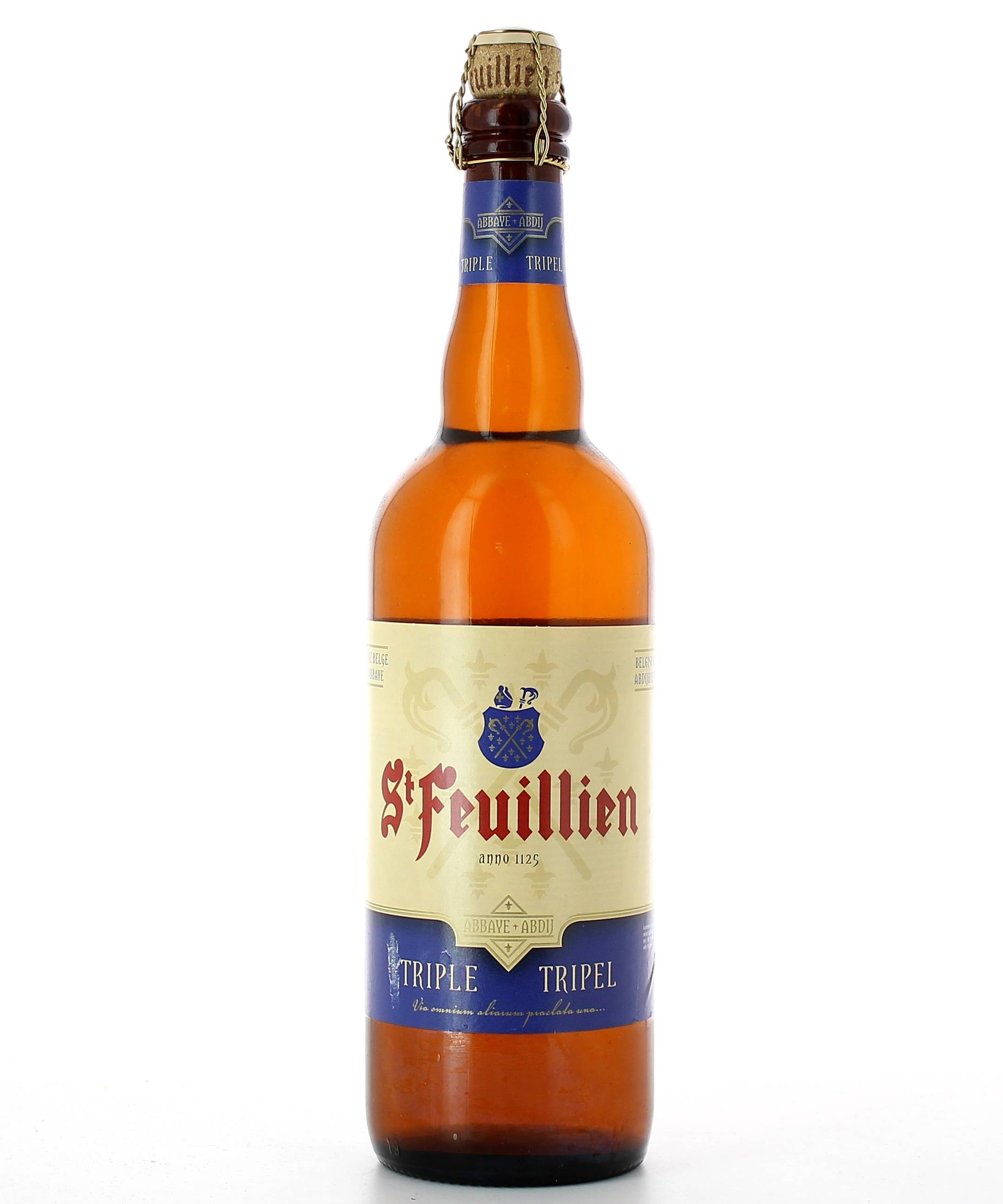 Saint Feuillien Triple 75cl