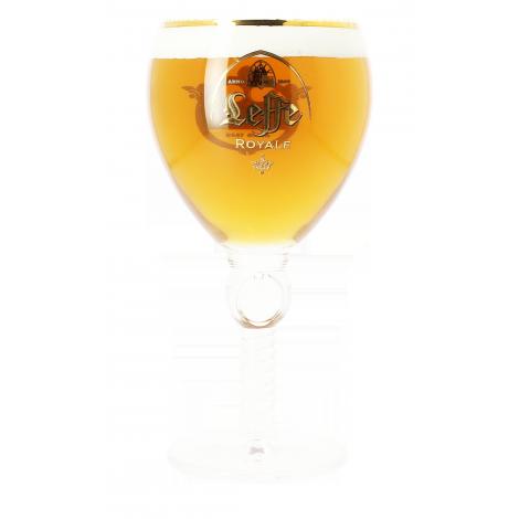 Collerettes leffe pour protéger le pied de votre verres à bieres. Votre mains