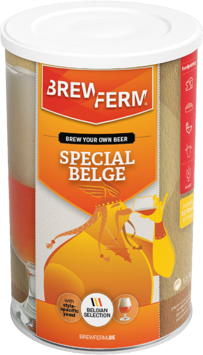 Special Belge Beer Kit Brewferm