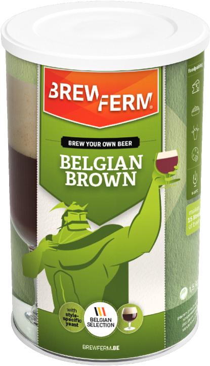 Kit de cerveza Ambiorix  - Brewferm