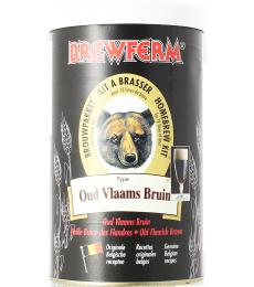 Kit à bière Brewferm vieille brune