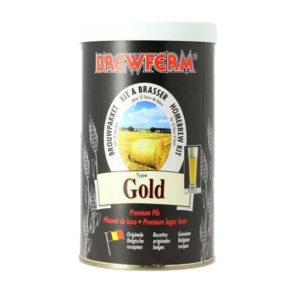 kit brewferm gold bi re blonde. Black Bedroom Furniture Sets. Home Design Ideas