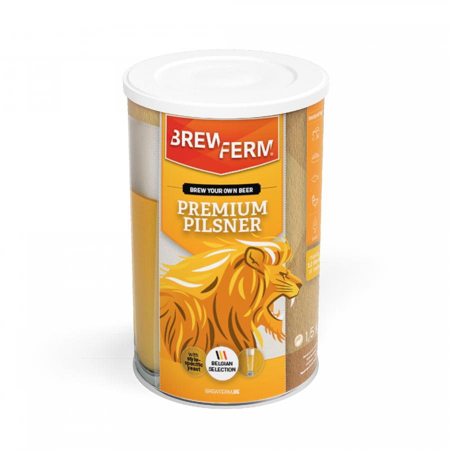 Kit à bière BREWFERM Premium Pilsner