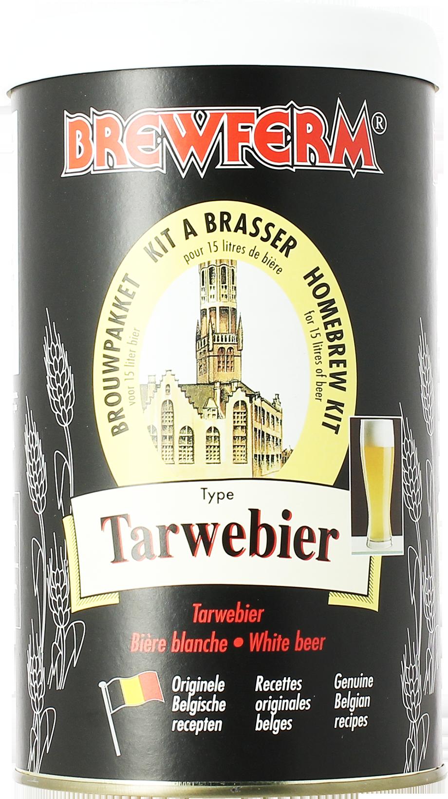 Kit de elaboración de cerveza blanca - Brewferm