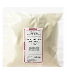 Extrait de malt poudre blond Brewferm 1kg 8 EBC