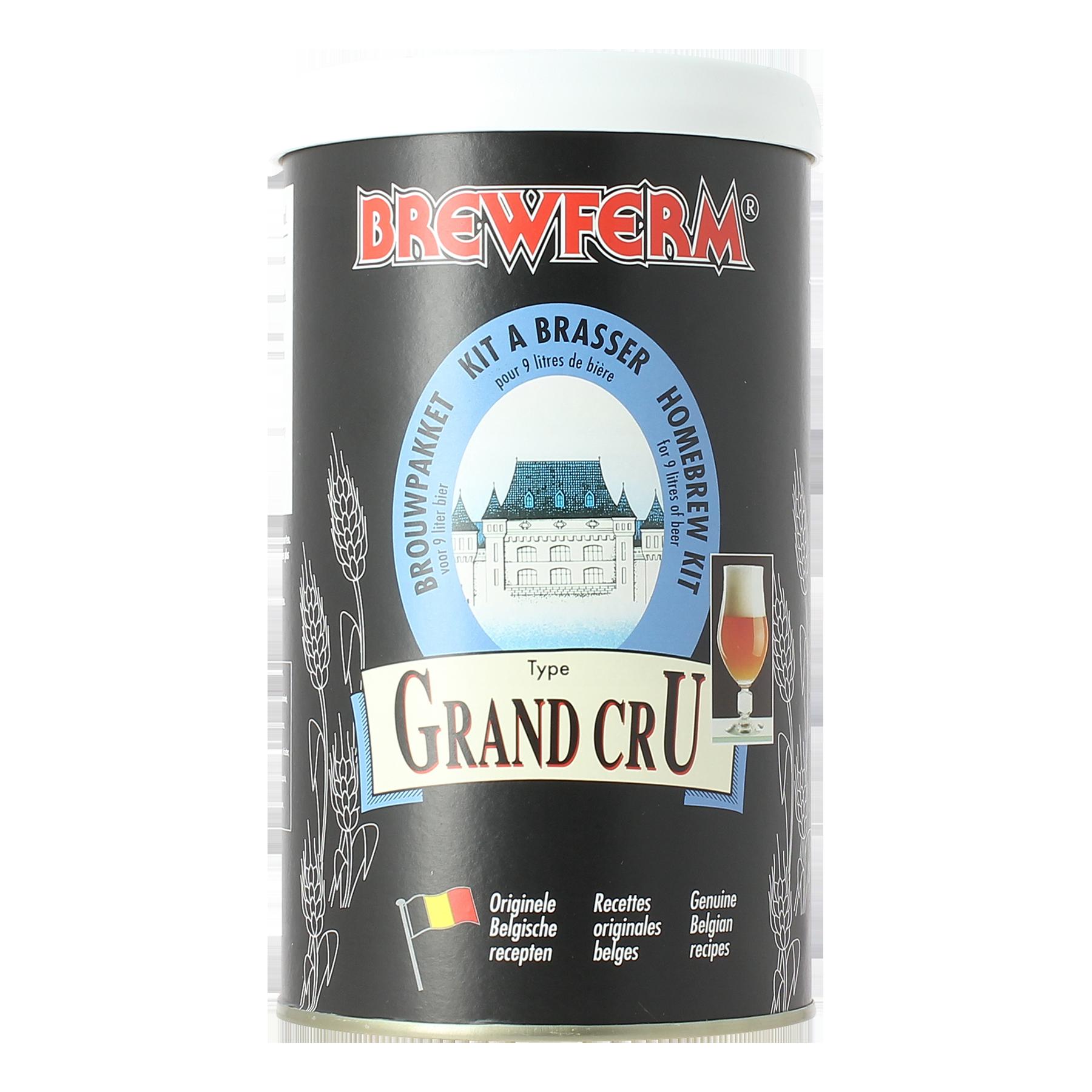 Kit à bière BREWFERM grand cru