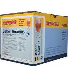 Kit de malt tout grain Brewferm Golden Beverius