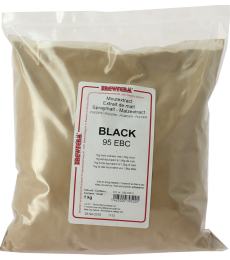 Extrait de malt poudre noir Brewferm 1kg