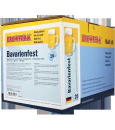 Kit de malt tout grain Brewferm Bavarienfest