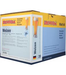 Kit de malt tout grain Brewferm Weizen