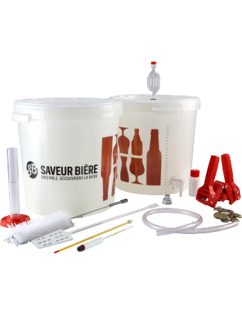 Complete Deluxe Brewing Starter Kit