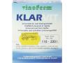 Clarifiant universel Klarvit Vinoferm pour 110 à 210L
