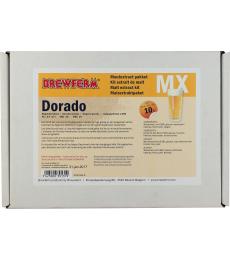 Kit extrait de malt Brewferm Dorado