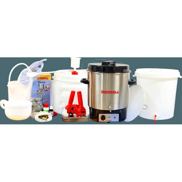 kit de brassage brewferm superior lectrique brassage amateur. Black Bedroom Furniture Sets. Home Design Ideas