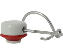 Bouchon mécanique avec joint