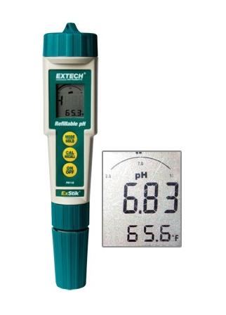 Ph-mètre Extech PH-110