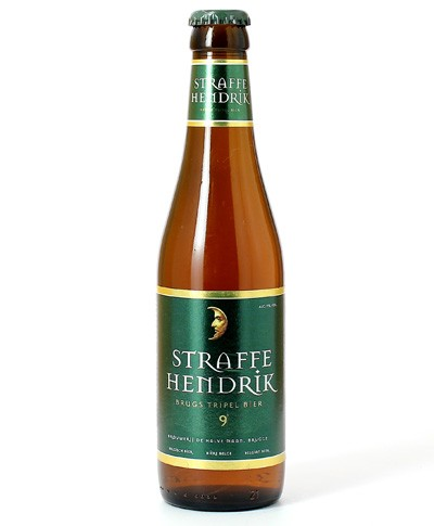 BE9,0RU STRAFFE HENDRIK TRIPLE 33cl