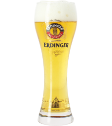 Erdinger 50cl glass