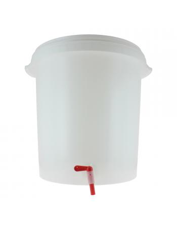 cuve de filtration 30l brewferm mat riel brassage amateur. Black Bedroom Furniture Sets. Home Design Ideas
