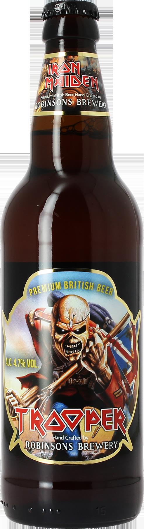 Iron Maiden Trooper - 50cl - Hopt