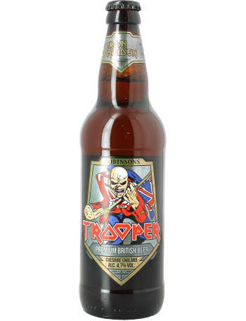 Iron Maiden Trooper - 50cl