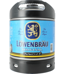 Lowenbräu 6L Keg