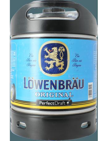 Fût 6L Lowenbräu