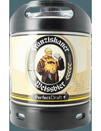 Fût 6L Franziskaner Weissbier