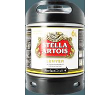 Stella Artois 6L Keg