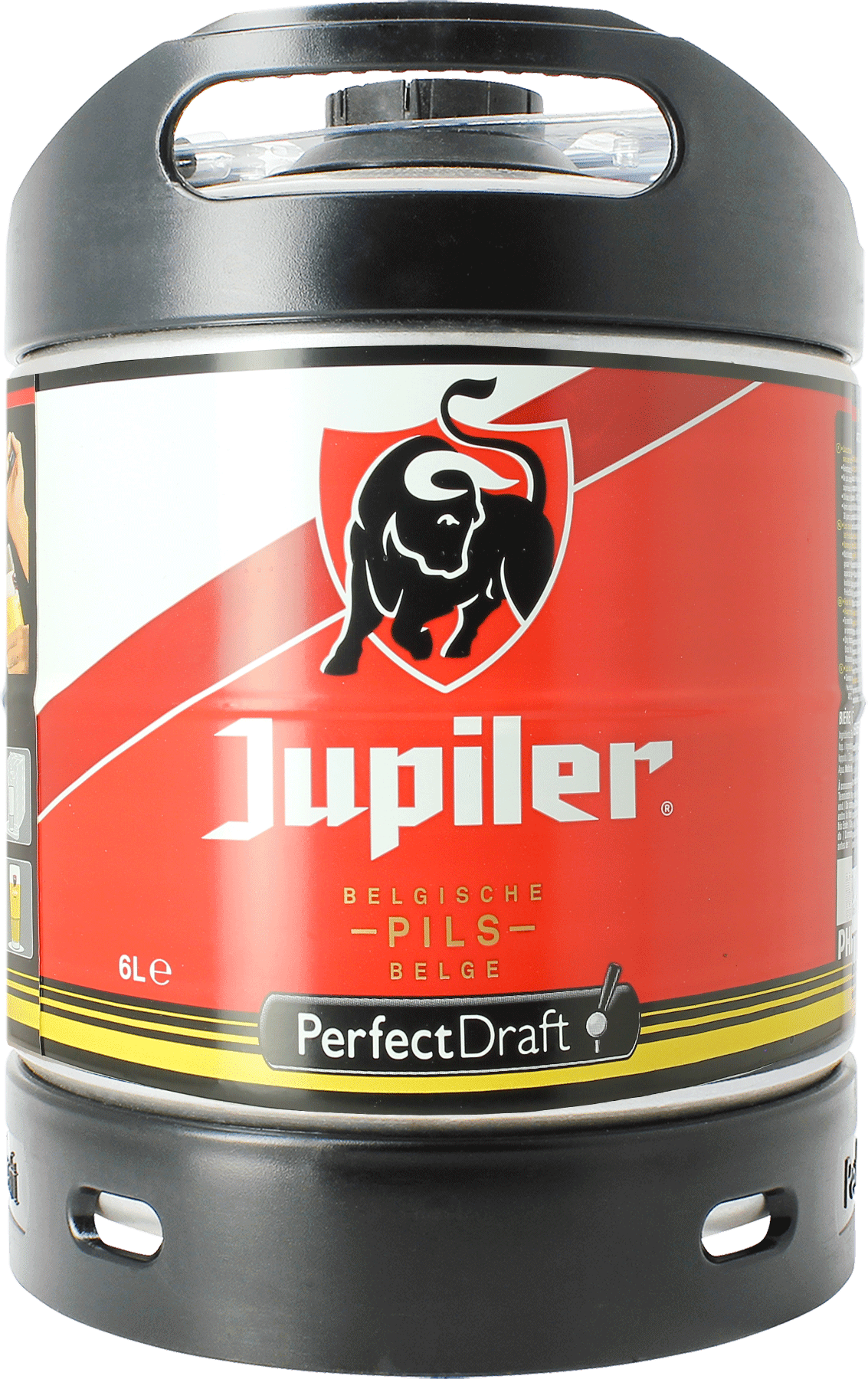 Barril Jupiler Pils PerfectDraft 6 L