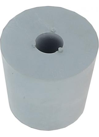 Bouchon en caoutchouc 26 à 32 mm + trou de 9 mm