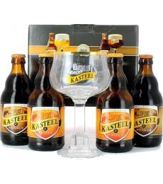 gift pack Kasteel bier