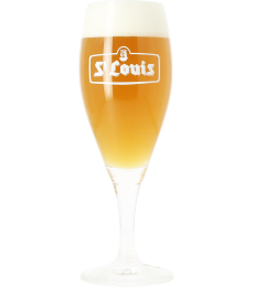 St Louis 25cl glass