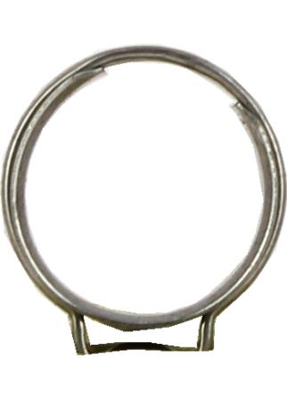 10 colliers à oreilles renforcés 12.3-14.3mm 12,8 OET