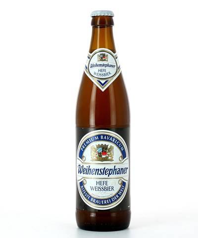 Weihenstephan Hefe Weissbier 50 cl