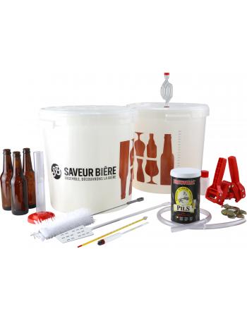 Complete Brewing Starter Kit Blond Beer