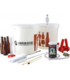 Kit de brassage complet bière de Noël