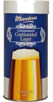 Kit à bière Muntons Connoisseurs Continental Lager