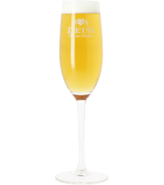Deus Brut Des Flandres beer glass