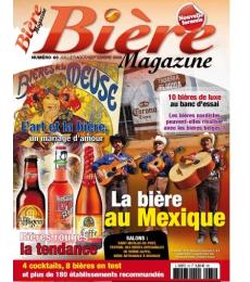 Bière Magazine 60 - Juillet, Août, Sept 08