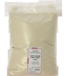 Extrait de malt poudre blond Brewferm 5 kg 8 EBC