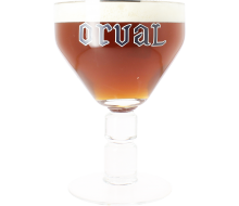 Orval - 3L Glass for Collectors