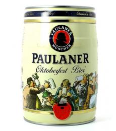 keg 5L Paulaner Oktoberfest