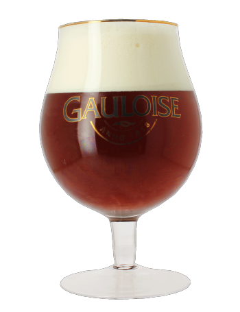 Gauloise 3L Jeroboam Beer Glass